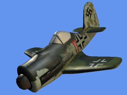 Focker-Wulf FW-190 D9